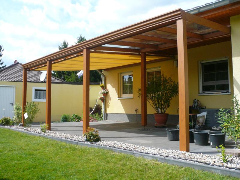 Windschutz Für Terrassendach : galerie